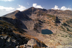 Pico da égua de Parangul Imagens de Stock Royalty Free