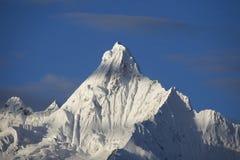 Pico da deusa na província de yunnan, porcelana Fotografia de Stock