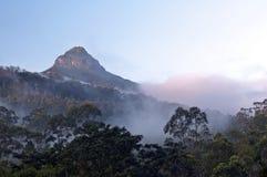 Pico de Adán, pada de Sri Imagen de archivo