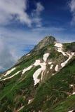 Pico de Aibga Fotografía de archivo