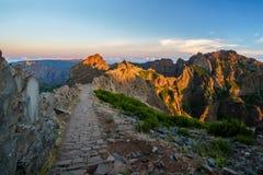 Pico de Aireiro Royalty Free Stock Images