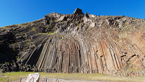Pico De Ana Ferreira przy Porto Santo, mader wyspy Zdjęcia Stock