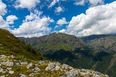 Pico de Botev Imagen de archivo libre de regalías
