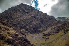 Pico de Carrauntoohil Foto de archivo