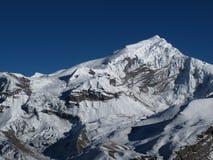 Pico de Chulu del oeste fotografía de archivo libre de regalías