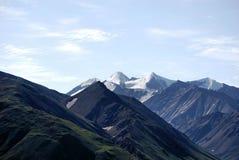 Pico de Denali Fotos de archivo libres de regalías