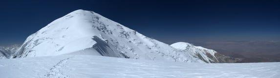 Pico de Dzerzhinsky Fotografia de Stock Royalty Free
