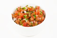 Pico de Gallo Photo libre de droits