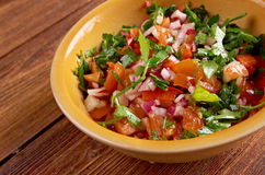 Pico de gallo Royalty Free Stock Images