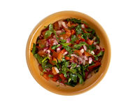 Pico de gallo Stock Photography