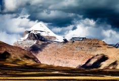 Pico de Gangren Boqi Fotos de Stock Royalty Free