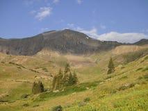 Pico de Handies imagen de archivo