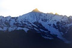 Pico de Kawaboge Imagem de Stock