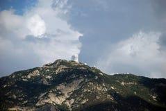 Pico de Kitt Imagenes de archivo