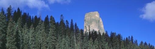 Pico de la chimenea Foto de archivo