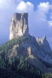Pico de la chimenea, Ridgeway, Colorado fotografía de archivo libre de regalías