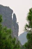Pico de la diosa Foto de archivo