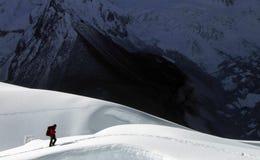 Pico de la isla Foto de archivo libre de regalías