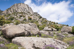 Pico de la Miel (Honey Peak) Royalty Free Stock Image