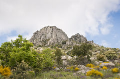 Pico de la Miel (Honey Peak) Stock Images