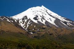 Pico de la montaña Fotografía de archivo libre de regalías