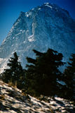Pico de la yegua de Claia Fotografía de archivo libre de regalías