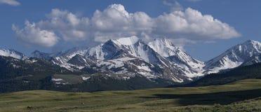 Pico de Leatherman Imagen de archivo libre de regalías