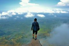 Pico de Lincing Fotografía de archivo