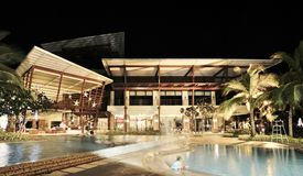 Pico de Loro Beachclub Images libres de droits