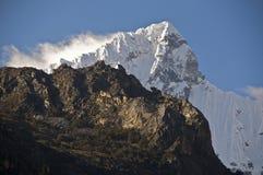 Pico de los Andes Imagen de archivo