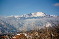 Pico de los lucios Fotografía de archivo