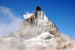 Pico de Matterhorn Imagem de Stock