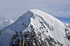 Pico de montaña Imagen de archivo