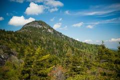 Pico de montaña foto de archivo libre de regalías