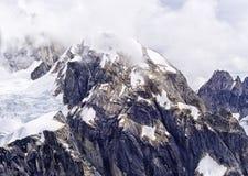 Pico de montaña de McKinley fotografía de archivo libre de regalías