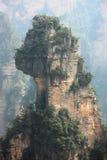 Pico de montanha Imagens de Stock Royalty Free
