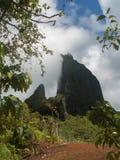 Pico de Moorea Foto de archivo libre de regalías