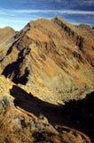Pico de Negoiu Fotografia de Stock