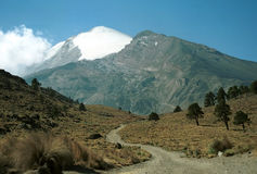 Pico De Orizaba Royalty Free Stock Photography