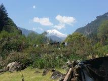 Pico de Orizaba Royalty Free Stock Photography