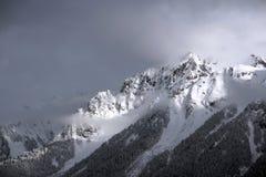 Pico de piedra del ` del pilar del ` Fotos de archivo libres de regalías