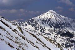 Pico de Retezat, PanPark Foto de archivo libre de regalías