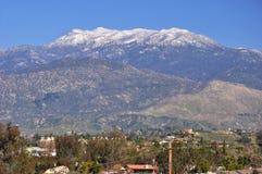 Pico de San Jacinto Imagens de Stock