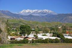 Pico de San Jacinto Fotografia de Stock Royalty Free