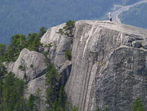 Pico de Squamish Imagens de Stock Royalty Free