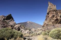 Pico DE Teide Stock Afbeeldingen
