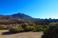 Pico de Teide lizenzfreie stockfotos