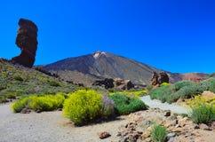 Pico de Teide lizenzfreies stockfoto