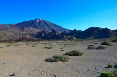 Pico de Teide stockbild
