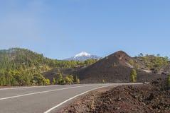 Pico de Teide Royalty Free Stock Images